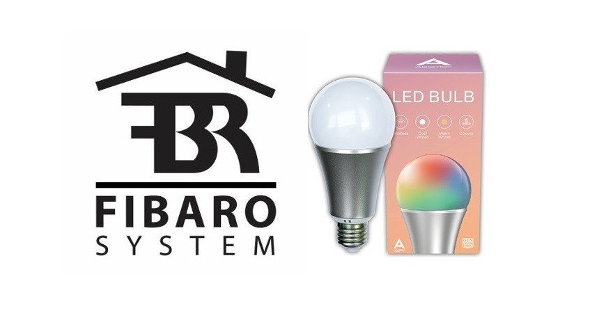 Aeon Labs - changing the colour of the LED bulb in Fibaro