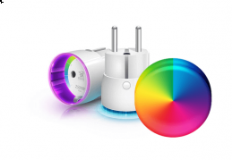 Fibaro HC2: Fibaro Wallplug - changing the colour