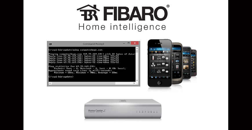 Fibaro HC2 Find out who is at home!