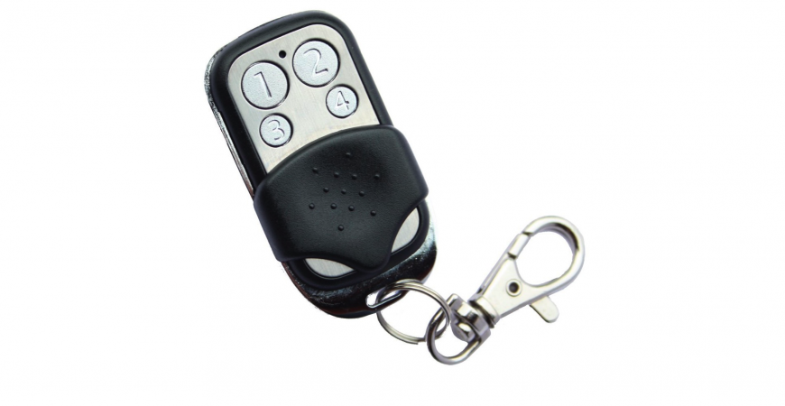 Popp Keyfob and Fibaro HC 2