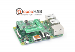 OpenHAB 2 a RaZberry