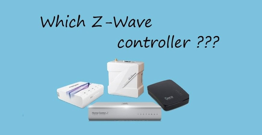 How to choose a Z-Wave control unit?