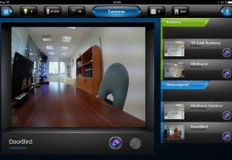 Integrace IP kamer do rozhraní Fibaro