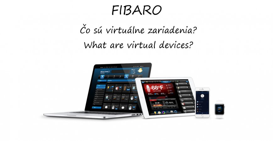 What are Virtual Devices in Fibaro System?