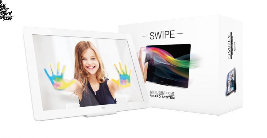 Fibaro Swipe – Ovládajte dom pohybom ruky