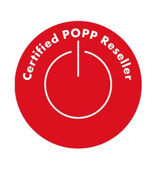 Certified POPP Reseller